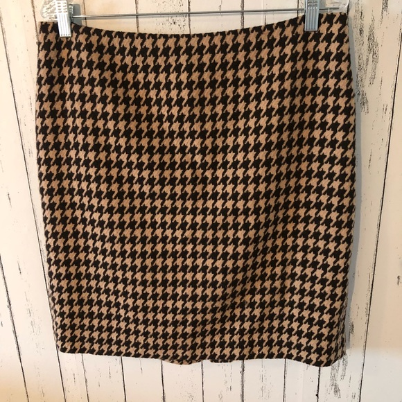 Talbots Dresses & Skirts - 3 for $25! Talbots houndstooth skirt
